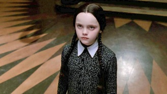 Tim Burton Will Make The Jump To Netflix (And TV) With A Live-Action Wednesday Addams Series