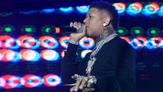 Yella Beezy Arrested On A Weapons Charge In His Hometown Of Dallas