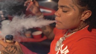 Young MA Flexes The Finer Things In Life With Her 'Off The Yak' Video