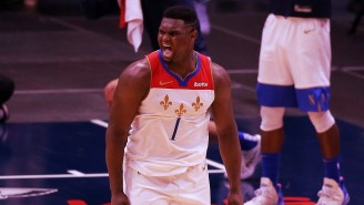 Zion Williamson Will Reportedly Not Participate In The Dunk Contest