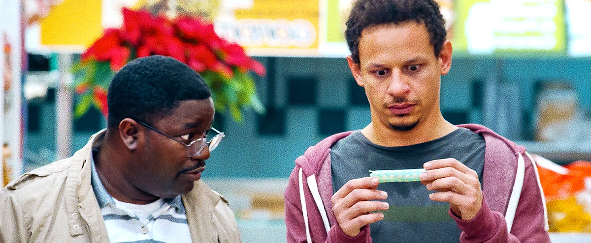 Eric André Proves That He's The Hardest-Working Man In Comedy In 'Bad Trip,' A Surreal, Guerrilla Take On 'Dumb And Dumber'