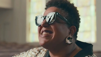 Brittany Howard Delivers Her Soulful 'Short And Sweet' From A Church-Turned-Studio On 'Kimmel'