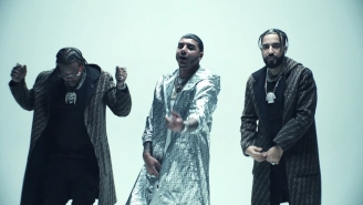 CJ Recruits French Montana And Rowdy Rebel For His NYC Remix Of 'Whoopty'