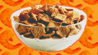 Cinnamon Toast Crunch Responds To Claims Of Shrimp (!) In Their Cereal