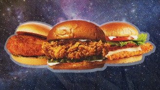 The Best Fried Chicken Sandwiches In The Fast-Food Galaxy, Ranked