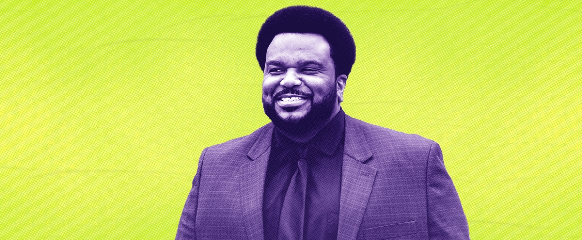 Craig Robinson On The Joy Of Being Doug Judy, Arcade Memories, And Lessons From 'The Office'