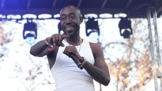 Freddie Gibbs Is Set To Make His Film Debut In 'Down With The King'