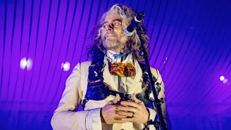 The Flaming Lips' Wayne Coyne Is Launching The Cannabis Brand Love Yer Brain
