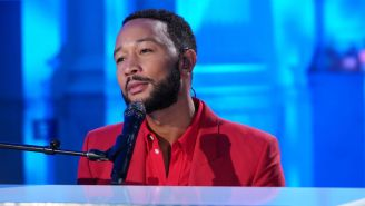 John Legend Condemns The 'Horrible' Atlanta Shootings And Calls For A Reckoning For Asian Americans