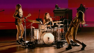 Haim Preview A New Song In The Trailer To Netflix's 'The Last Letter From Your Lover'