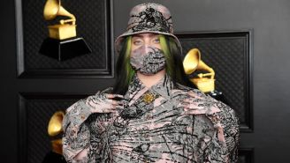 The Grammy For Record Of The Year Goes To Billie Eilish, Again