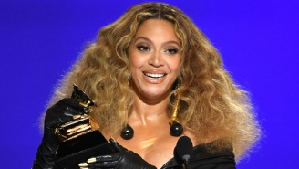 Beyonce Now Has More Grammy Wins Than Any Singer Ever