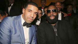 Drake And Rick Ross Are Reportedly Making A Joint Album Together