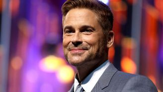Rob Lowe Still Doesn't Understand Why A Certain Celebrity Crashed His 'SNL' Sign-Off