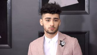 Zayn Curses Out The Grammys 'And Everyone Associated' For Gatekeeping Nominations