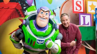 Tim Allen, The Guy Who Plays Buzz Lightyear And Santa Claus, 'Hates Kids'