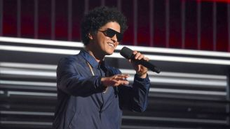 Bruno Mars Isn't Fazed By Those Who Accuse Him Of Cultural Appropriation