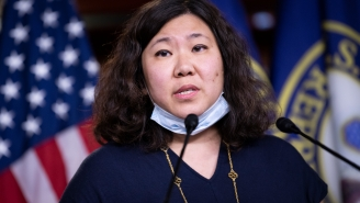 Rep. Grace Meng Ripped Trump And His GOP Enablers For Putting A 'Bullseye' On The Asian-American Community