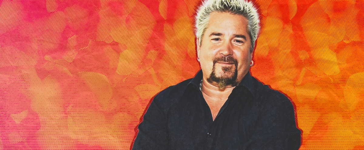 Guy Fieri Reflects On His Legacy, Dining Post-Covid, And His Style Ethos