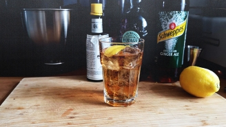The Horse's Neck Is A Quick, Easy Winner For National Cocktail Day