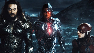 Zack Snyder's Four-Hour 'Justice League' Is Still Chasing The Mirage Of The Superhero Team-Up