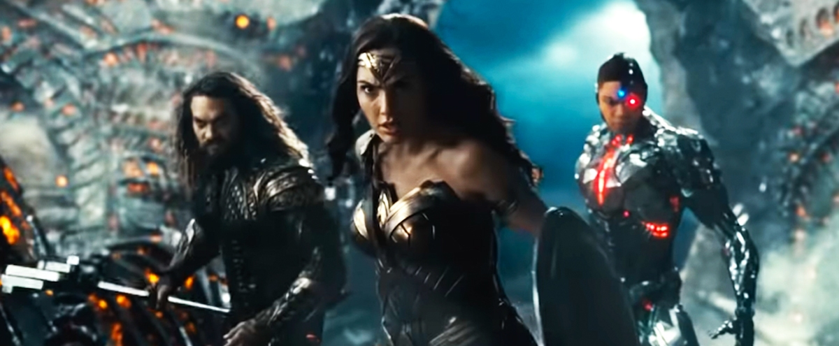 'Zack Snyder's Justice League' Is A Vast Improvement From The Previous Version