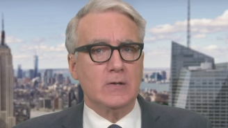 Keith Olbermann Is Getting Ripped Apart For An All-Time Bad Tweet About 'Wasting Vaccinations' On Texans
