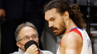 Steven Adams Jokes That Zion's Stan Van Gundy Impression Is 'On Target, He Just Needs To Have Bad Breath'