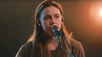Julien Baker Brings Her Radical Honesty To A 'Hardline' Performance On 'Seth Meyers'