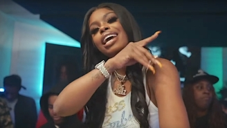 Dreezy Goes Off Script In Her Clever 'Beatbox Birthday Freestyle'