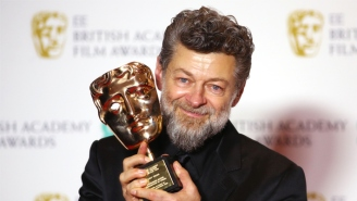 Andy Serkis 'Walked On All Fours For Hours' To Prepare For Gollum Role