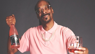 Snoop Dogg Is Releasing Another 19 Crimes Wine, This Time A Rosé