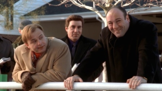 Discussing The Sopranos Racehorse Episode With Stavros Halkias On 'Pod Yourself A Gun'
