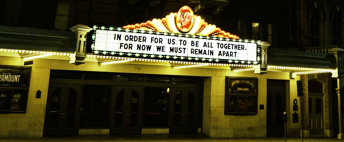 How Arthouse Movie Theaters Are Surviving the Pandemic