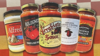 All The Trader Joe's Pasta Sauces, Ranked — From Alfredo To Bolognese
