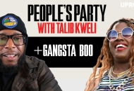 'People's Party With Talib Kweli' Episode 88: Gangsta Boo