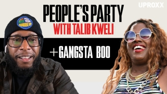 Talib Kweli & Gangsta Boo Talk Three 6 Mafia & More
