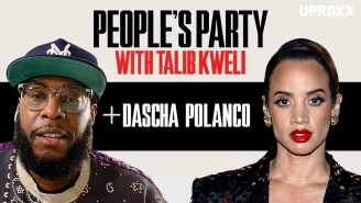 Talib Kweli & Dascha Polanco Talk 'OITNB' & More