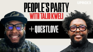 Talib Kweli & Questlove Talk Roots & More