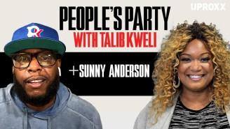Talib Kweli & Sunny Anderson Talk Hot97 & More