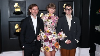Aaron Dessner Thanks Taylor Swift After Their Grammy Win: 'You Have Restored My Faith In Music'
