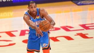 The Thunder Won't Activate Al Horford For The Remainder Of This Season