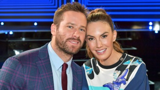 Armie Hammer's Wife Reportedly Filed For Divorce After She Received A 'Raunchy Text Message' From Him Meant For Another Woman