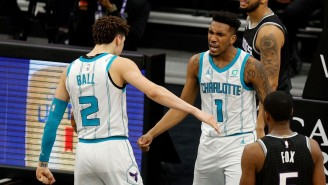 The Hornets Erased An 8-Point Deficit In The Final Minute To Stun The Kings
