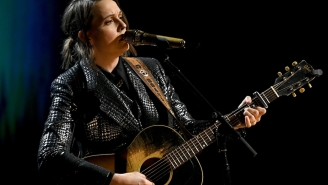 Brandi Carlile Performed 'I Remember Everything' In Tribute To The Late John Prine At The 2021 Grammys