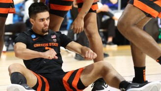 Oregon State's Win Over Oklahoma State Set A New NCAA Men's Tournament Record For First Weekend Upsets