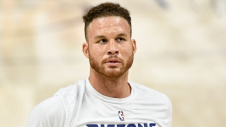 Report: Blake Griffin Will Become A Free Agent After Agreeing To A Buyout With The Pistons