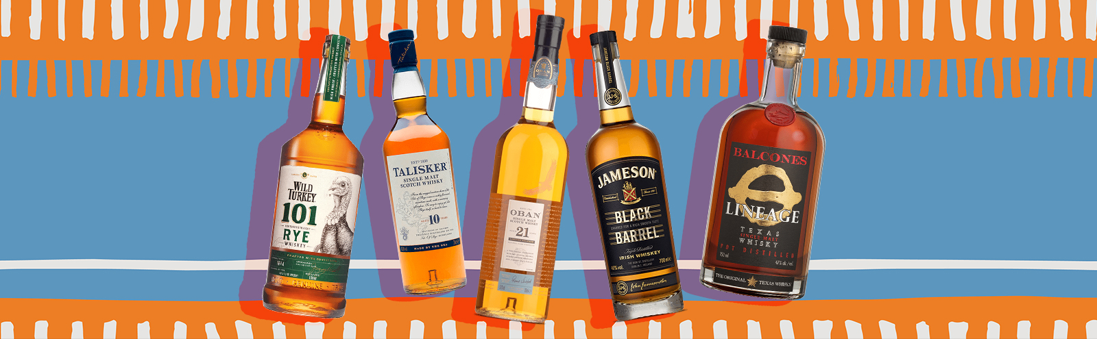 A Whiskey Writer Names The Five Bottles He Always Keeps On His Bar Cart