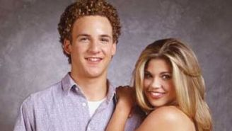The Guy Who Found Shrimp In His Cinnamon Toast Crunch Is Married To Topanga From 'Boy Meets World,' And People's Minds Are Blown