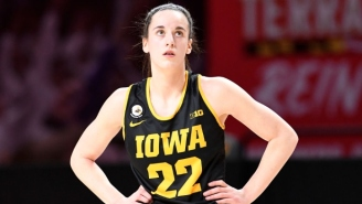 Iowa Freshman Caitlin Clark Went Off For 35 Points In A Blowout Win Over Kentucky